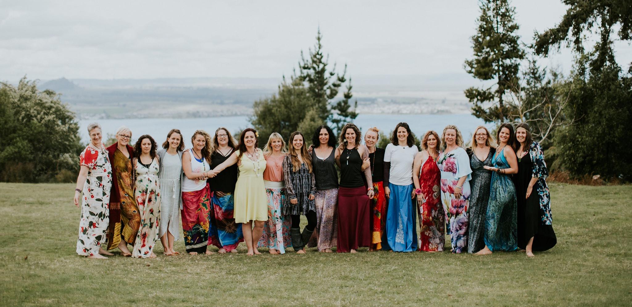 Awakened Heart Warrior Women's Retreat