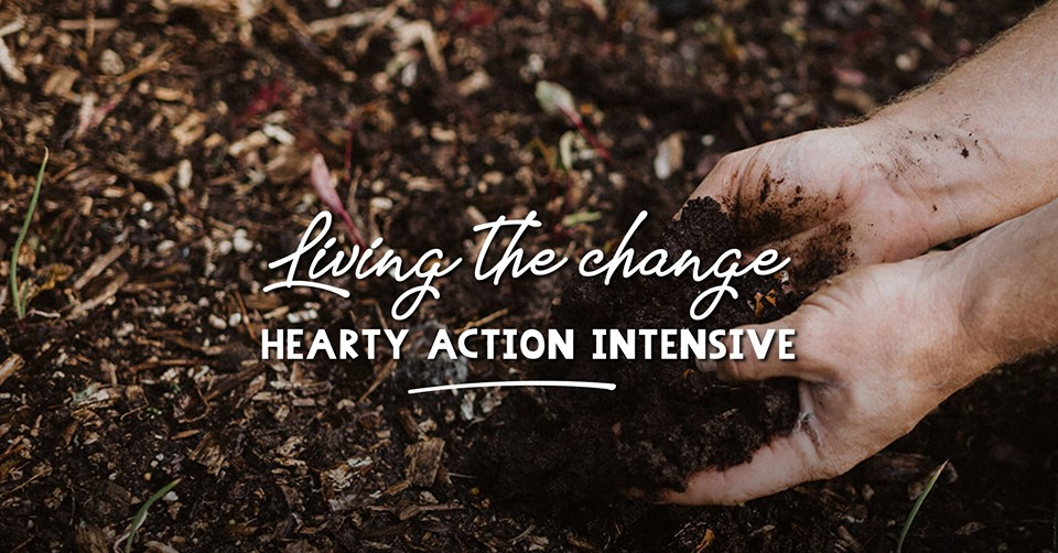Living the Change Catalyst weekend